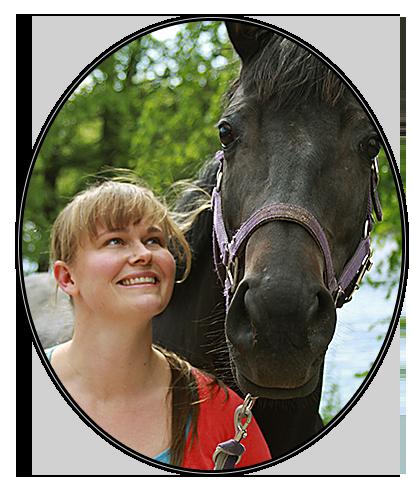 Eläinlääkäri Jessica von Wendt-Salo